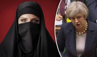 خواتین کیا پہنیں اورکیانہیں یہ بتانا حکومت کا کام نہیں ، برطانوی وزیرا عظم تھریسا مے