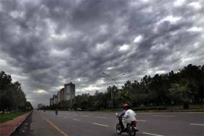 لاہور اور گردونواح میں آج بھی مطلع ابرآلود , ٹھنڈی ہواؤں نے موسم کا مزاج بدل دیا