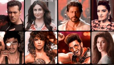 بھارتی فنکاروں کی فلموں کو ہالی وڈاسٹارز نے شکست دیدی