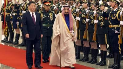 سعودی عرب اور چین کے درمیان 65 ارب ڈالر کے معاہدے