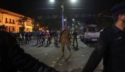 مال روڈ خودکش حملے کے گرفتار سہولت کار کی نشاندہی پر 4 دہشت گرد گرفتار