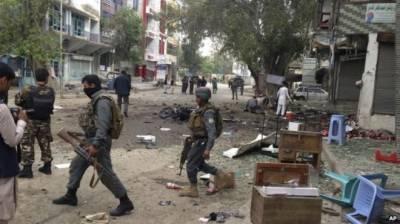 افغانستان میں خودکش بم حملے میں ایک فوجی ہلاک،10 زخمی