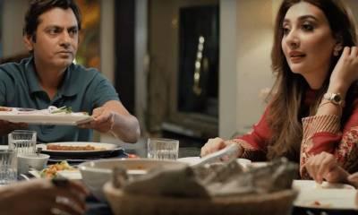 نوازالدین نے وہ غلطی کردی جس سے کسی بھی شوہر کو باز رہنا چاہیئے