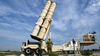 اسرائیل نے جدید ترین نظام سے شامی میزائل مار گرایا
