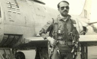 پاکستان کے ہیرو ایم ایم عالم کو ہم سے بچھڑے 4 برس بیت گئے