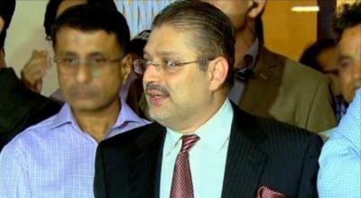 رہائی کے بعد شرجیل میمن کی وزیر اعلیٰ سندھ سے فون پر گفتگو