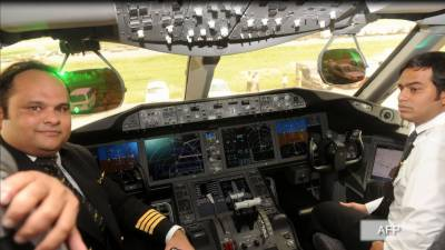 ایئر انڈیا کا دوران پرواز سونے کی شکایات پر پائلٹس کیخلاف ایکشن لینے کا فیصلہ
