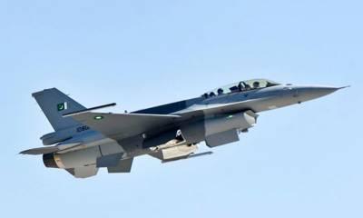 23مارچ کی ریہرسل ،جنگی طیاروں کی نچلی سطح پرپروازیں شروع کر دیں