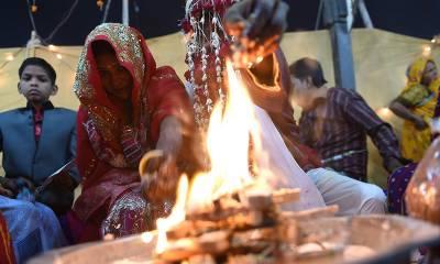 صدر مملکت نے ہندو میرج بل 2017 کی منظوری دے دی