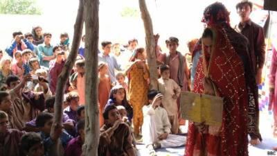 لاڑکانہ میں2 کم عمرلڑکیوں کے ونی کے تحت نکاح کی کوشش ناکام،دولہا نکاح خواہ گرفتار