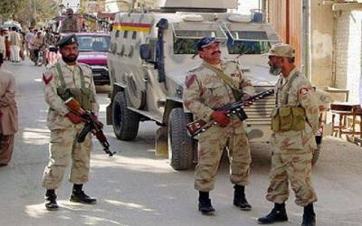 ایف سی اور حساس اداروں کی بلوچستان کے 2 مختلف علاقوں میں کارروائی، 15 مشتبہ افراد گرفتار