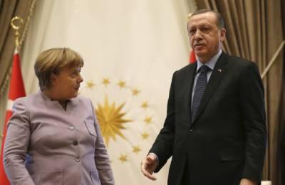 نازیوں سے موازنہ ،جرمن چانسلر نے ترک صدر کو خبر دار کر دیا