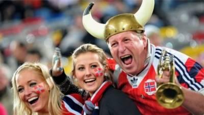 ناروےکے شہری دنیا میں سب سے زیادہ خوش و خرم رہنے والوں میں پہلے مقام پر آگئے
