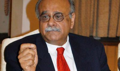 ایف آئی اے کرکٹرز کے خلاف کارروائی روک دے: نجم سیٹھی