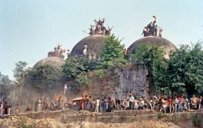 بابری مسجد تنازع ، بھارتی سپریم کورٹ نے گھٹنے ٹیک دیئے
