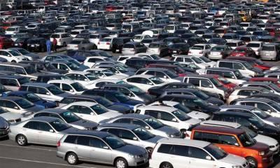 گاڑیوں کی طلب میں بے پناہ اضافہ ،گاڑیوں کی بلیک مارکیٹینگ عروج پر پہنچ گئی