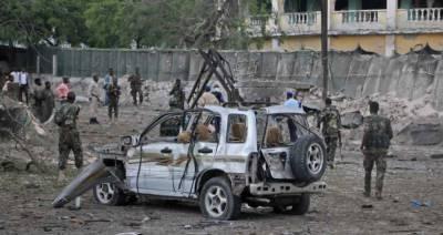 صومالیہ کے دارالحکومت موغا دیشو میں خود کش دھماکا، 6 افراد ہلاک