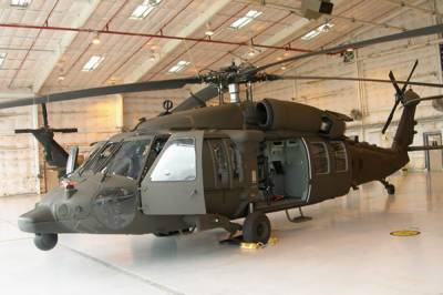 امریکا نے بلیک ہاک ہیلی کاپٹر کی پہلی کھیپ اردن کے حوالے کر دی