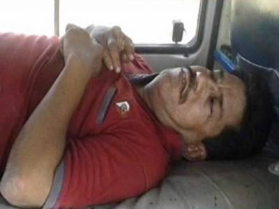 قرض خواہوں سے پریشان شہری نے پولیس کو دیکھ کر خودکشی کر لی