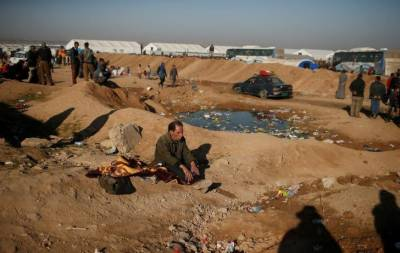 موصل پر امریکی اتحاد کی بمباری، 230 شہری جاں بحق