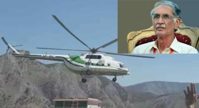 وزیر اعلیٰ خیبر پختونخوا بھی شاہی پروٹوکول کے عادی نکلے