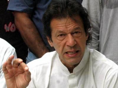 وزیر ریلوے کو اپنی وزارت کے معاملات میں کوئی دلچسپی نہیں: عمران خان