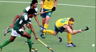 پاکستان کو آسٹریلیا کے ہاتھوں 6-1 سے شکست
