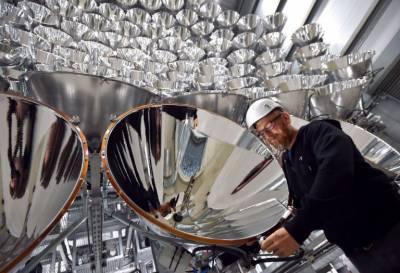 مصنوعی سورج جس کی روشنی ماحول دوست ایندھن تیارکرسکتی ہے