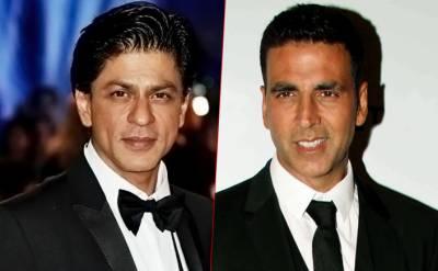 شاہ رخ خان اور اکشے کمار کی فلموں کے باکس آفس پر تصادم کا خدشہ پیدا ہوگیا