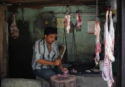 انتہا پسند تنظیم شیو سینا نے ریاست ہریانہ میں گوشت کی دکانیں بند کروا دیں