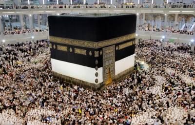مسجدالحرام میں بیگ کھول کرسامان کی تلاشی کا جھنجٹ ختم