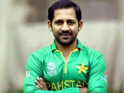 شاید بھارت خوفزدہ ہے اس لیے ہمارے ساتھ کرکٹ نہیں کھیلتا: سرفراز احمد