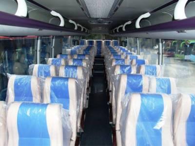 لاہور ٹرمینل کی منتقلی ،نجی بس کمپنی کی مفت سروس یکم اپریل سے شروع