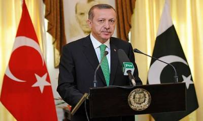 طیب اردوان کا تمام اہم امور پر پاکستان کی بھرپور حمایت کا اعلان