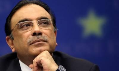 جیالوں کے جذبے سے ن لیگ کو شکست فاش دوں گا، آصف علی زرداری