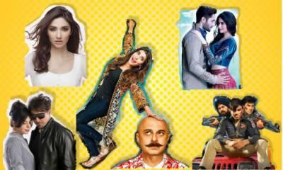 پاکستان کی چھ فلمیں ایک ساتھ ریلیز کیلئے پیش ،کون رہے گی پہلے نمبر پر؟؟