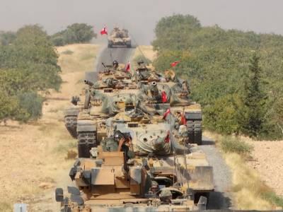 ترک وزیراعظم کا شام میں فوجی آپریشن ختم کرنے کا اعلان