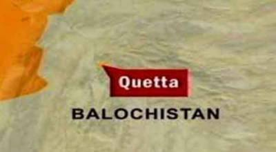 کوئٹہ : میاں غنڈی میں جیپ کی زدمیں آ کر 2مزدور جاں بحق ،5زخمی