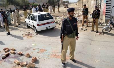 کوئٹہ، مردم شماری کے دوران پولیس نے 22 افغان باشندے گرفتار کرلئے