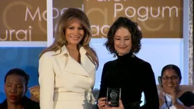 امریکہ کا 13 خواتین کے لیے حوصلہ مند عورت ایوارڈ