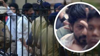 فلم ''رئیس'' کی تشہیری مہم کے دوران ایک شخص کی ہلاکت والے معاملے میں کنگ خان کو پولیس نے طلب کرلیا