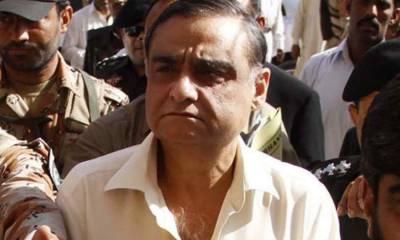 کراچی :ڈاکٹر عاصم حسین 19 ماہ بعد رہا