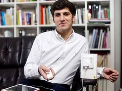 پاکستانی نژاد برطانوی نوجوان کی انقلابی ایجاد نے دنیا کو حیران کر دیا