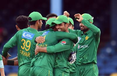 پاکستانی ٹیم ٹی ٹوئنٹی رینکنگ میں چوتھے نمبر پر آ گئی