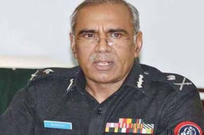 وزیر اعظم نے پولیس شہداء کے پیکیج کا نوٹیفکیشن جاری کر دیا ہے ، آئی جی پنجاب پولیس