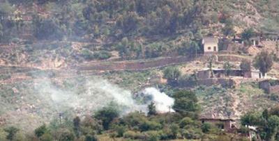 کرم ایجنسی کے سرحدی علاقوں پر افغانستان سے 4میزائل گرائے گئے:ذرائع
