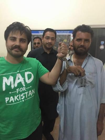 فکس اٹ کے بانی عالمگیر خان کو حراست میں لے لیا