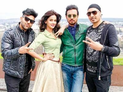 صبا قمر کو ان کی فلم'' ہندی میڈیم'' کی ہونے والی تشہیری مہم سے باہر کردیا گیا