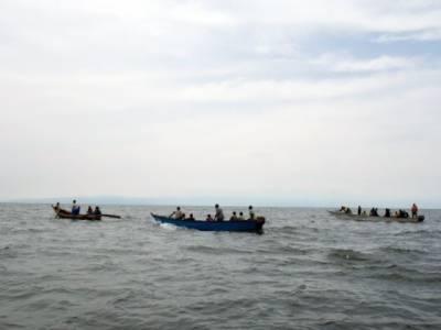 نواب شاہ: کشتی الٹنے سے 3 افراد جاں بحق