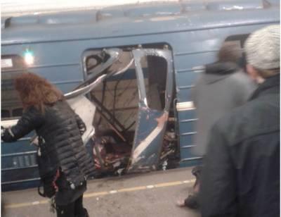 روسی شہر میں ٹرین دھماکا ، 10 افراد ہلاک
